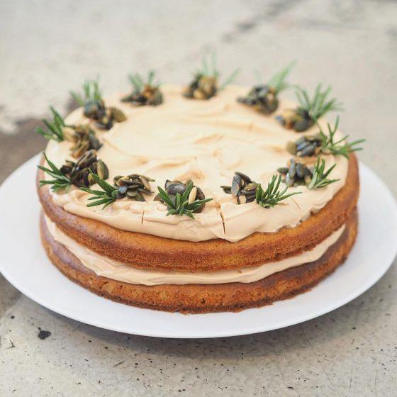 Recept: Dýňový dort